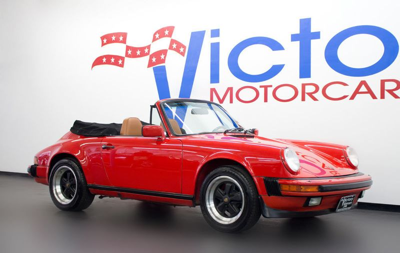 1984 Porsche 911 CARRERA CONVERTIBLE - 19206700 - 6