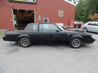 1985 Buick Grand National T-Type - Click to see full-size photo viewer