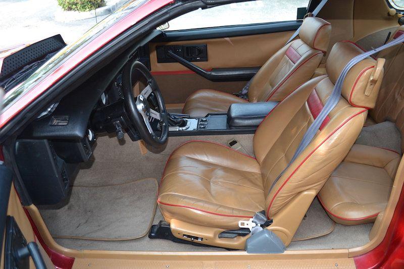 1985 Chevrolet Camaro Z28 - 16550498 - 11