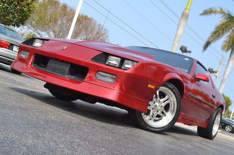 1985 Chevrolet Camaro Z28 - 16550498 - 1