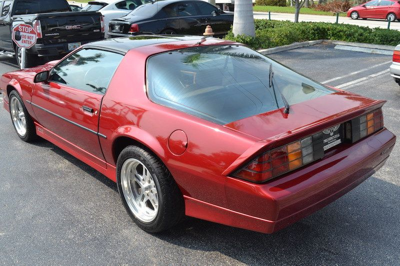 1985 Chevrolet Camaro Z28 - 16550498 - 3