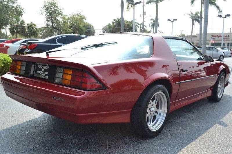 1985 Chevrolet Camaro Z28 - 16550498 - 5