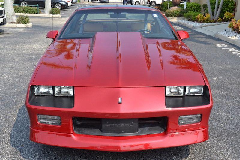 1985 Chevrolet Camaro Z28 - 16550498 - 8