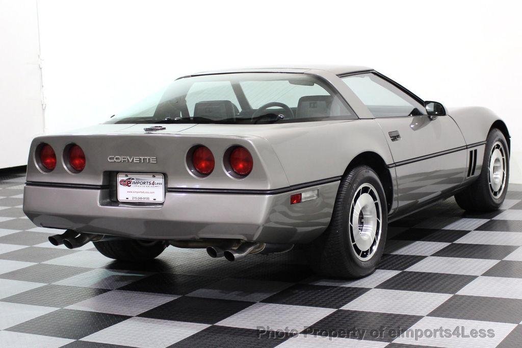 1985 used chevrolet corvette corvette z51 performance handling rh eimports4less com 1983 Chevrolet Corvette 1994 Chevrolet Corvette
