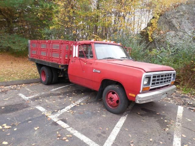 1985 Used Dodge Ram 350 Custom At Auto King Sales Inc Serving Westchester County Ny Iid 14829688