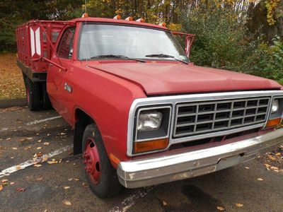 1985 Dodge RAM 350 CUSTOM - Click to see full-size photo viewer