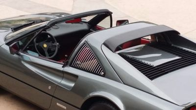 1985 Ferrari 308 GTS - Click to see full-size photo viewer