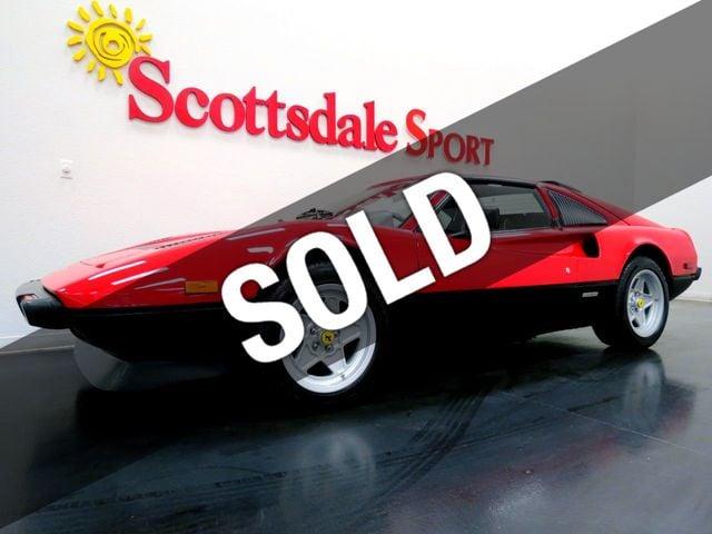 Ferrari 308 Gts For Sale >> 1985 Ferrari 308 Gts Boxer Trim Only 32 275 Miles Boxer Pkg Not Specified For Sale Burlingame Ca 78 500 Motorcar Com