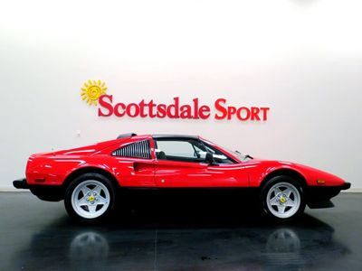 1985 Ferrari 308 GTS-BOXER TRIM * ONLY 32,275 Miles...BOXER PKG!!  - Click to see full-size photo viewer