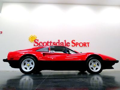 1985 Ferrari 308 GTS-BOXER TRIM * ONLY 32,275 Miles...Boxer Pkg.  - Click to see full-size photo viewer