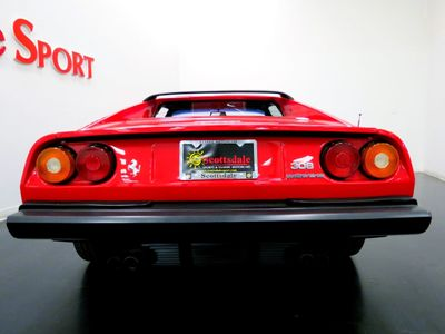 1985 Ferrari 308 GTS-BOXER TRIM * ONLY 32K MILES...VERY RARE!!  - Click to see full-size photo viewer