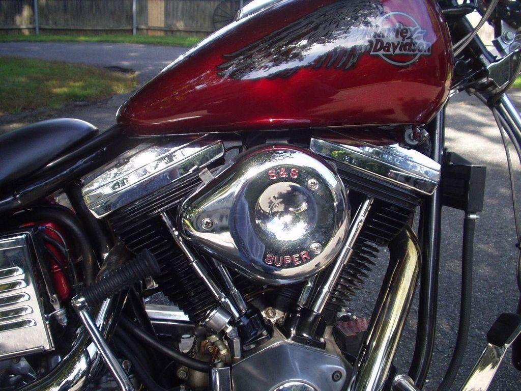1985 Harley Davidson Wide Glide FXWG - 10930406 - 2