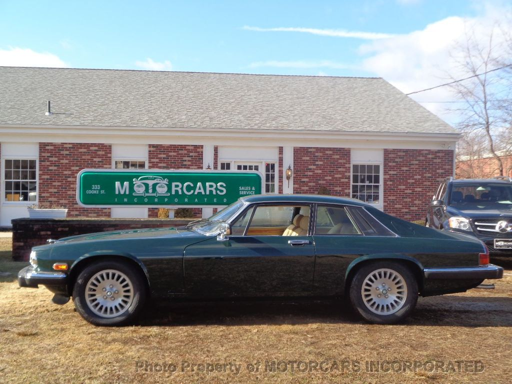 1985 Jaguar XJS COUPE THESE CLASSIC BEAUTIES ARE GETTING HARD TO FIND!  - 17482476 - 0