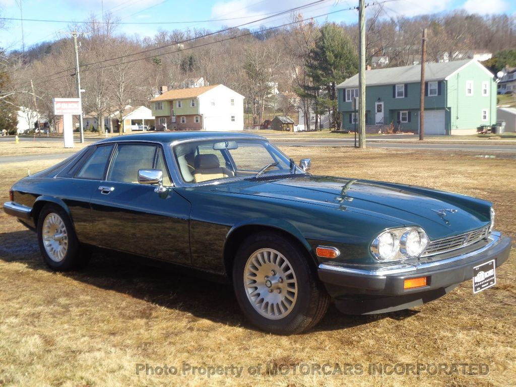 1985 Jaguar XJS COUPE THESE CLASSIC BEAUTIES ARE GETTING HARD TO FIND!  - 17482476 - 1