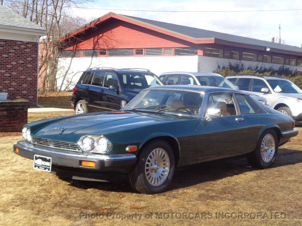 1985 Jaguar XJS COUPE THESE CLASSIC BEAUTIES ARE GETTING HARD TO FIND!  - 17482476 - 4