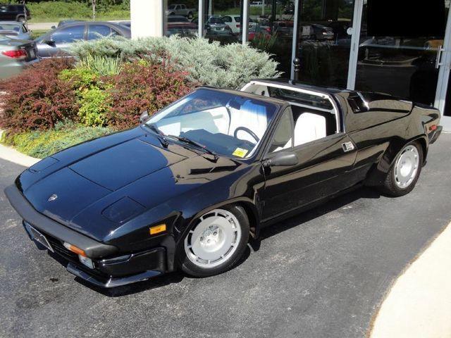 1985 Used Lamborghini Jalpa Targa At Sports Car Company
