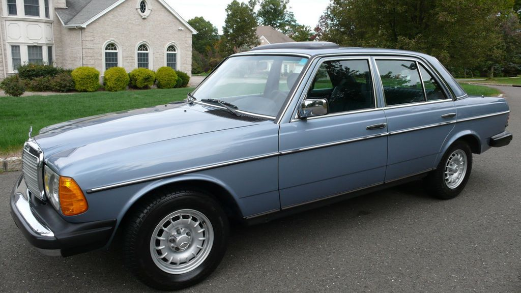 1985 used mercedes benz 300 300d at find great cars