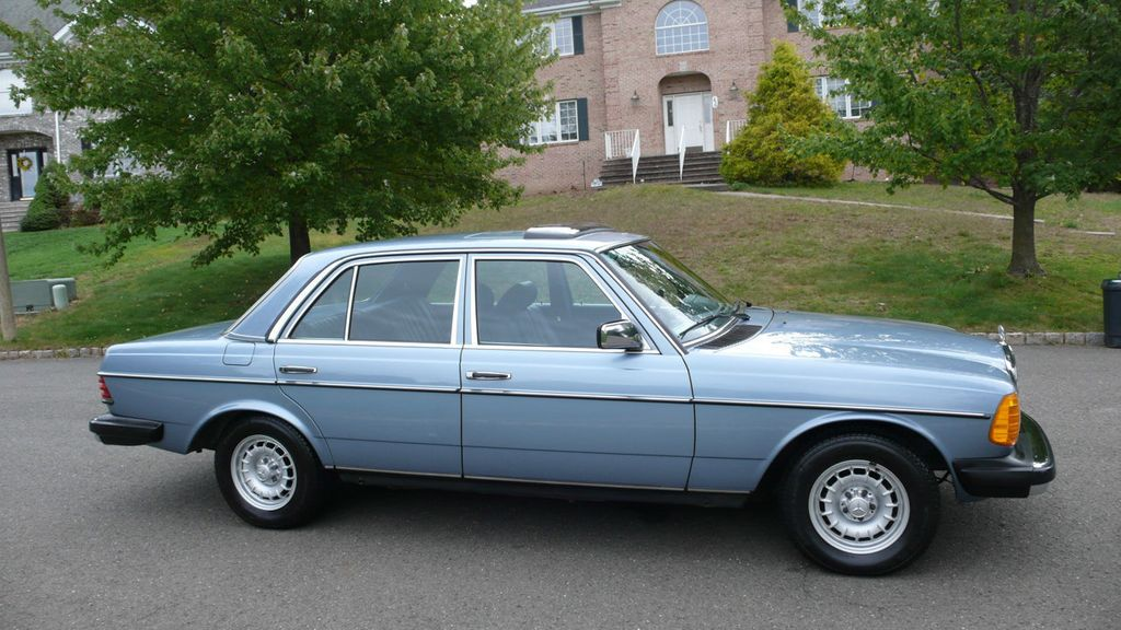 1985 used mercedes benz 300 300d at find great cars for Used mercedes benz nj