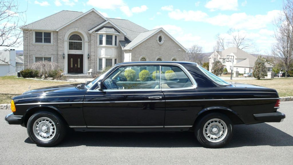 1985 mercedes benz 300 cdt coupe for sale in ramsey nj on for Used mercedes benz 300