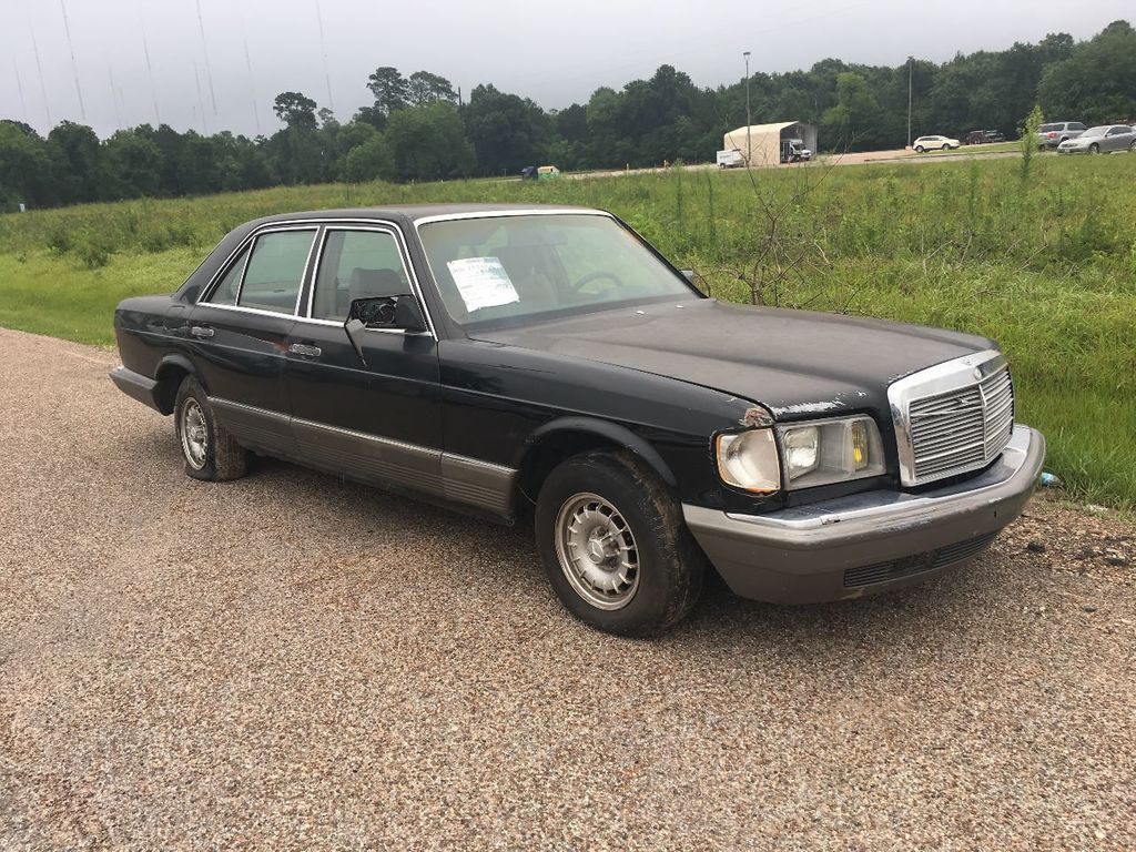 1985 used mercedes benz 300 sd at car guys serving houston
