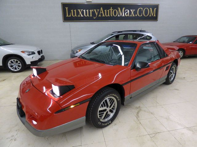 1985 Pontiac Fiero GT - Click to see full-size photo viewer