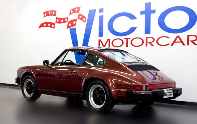 1985 Porsche 911  - Click to see full-size photo viewer