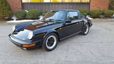 1985 Porsche 911 TARGA  - Click to see full-size photo viewer