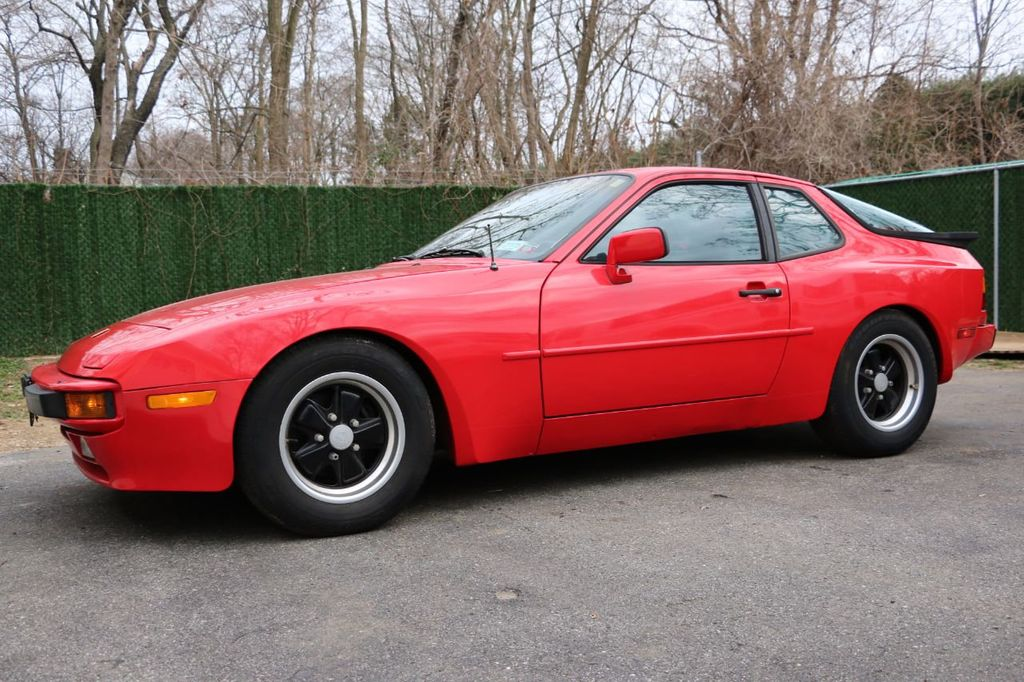 1985 used porsche 944 base trim at webe autos serving long island
