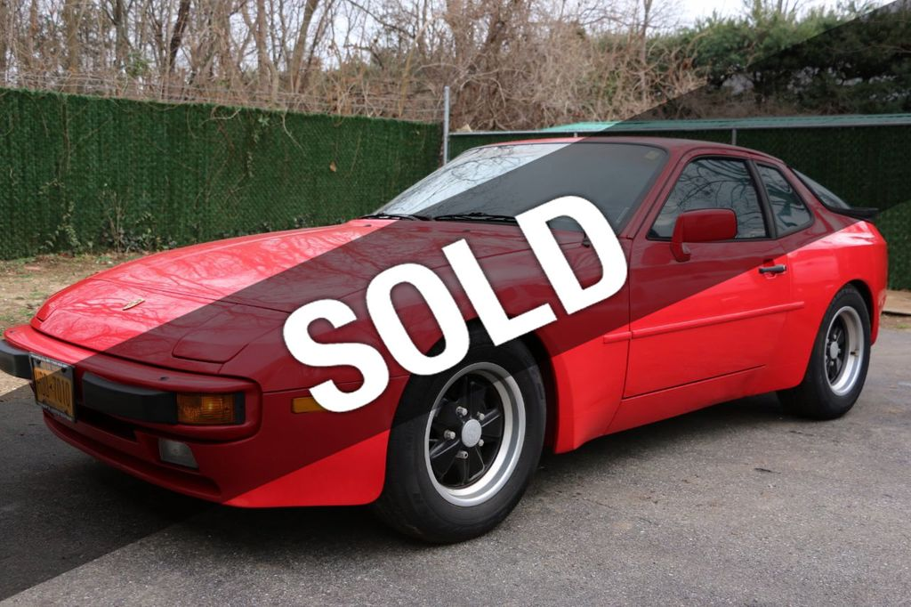 Old Porsche For Sale >> 1985 Used Porsche 944 For Sale At Webe Autos Serving Long Island Ny Iid 14592303