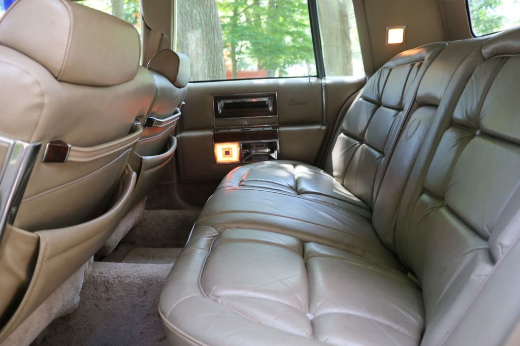 1986 Used Cadillac DeVille For Sale at WeBe Autos Serving Long Island, NY,  IID 17959073