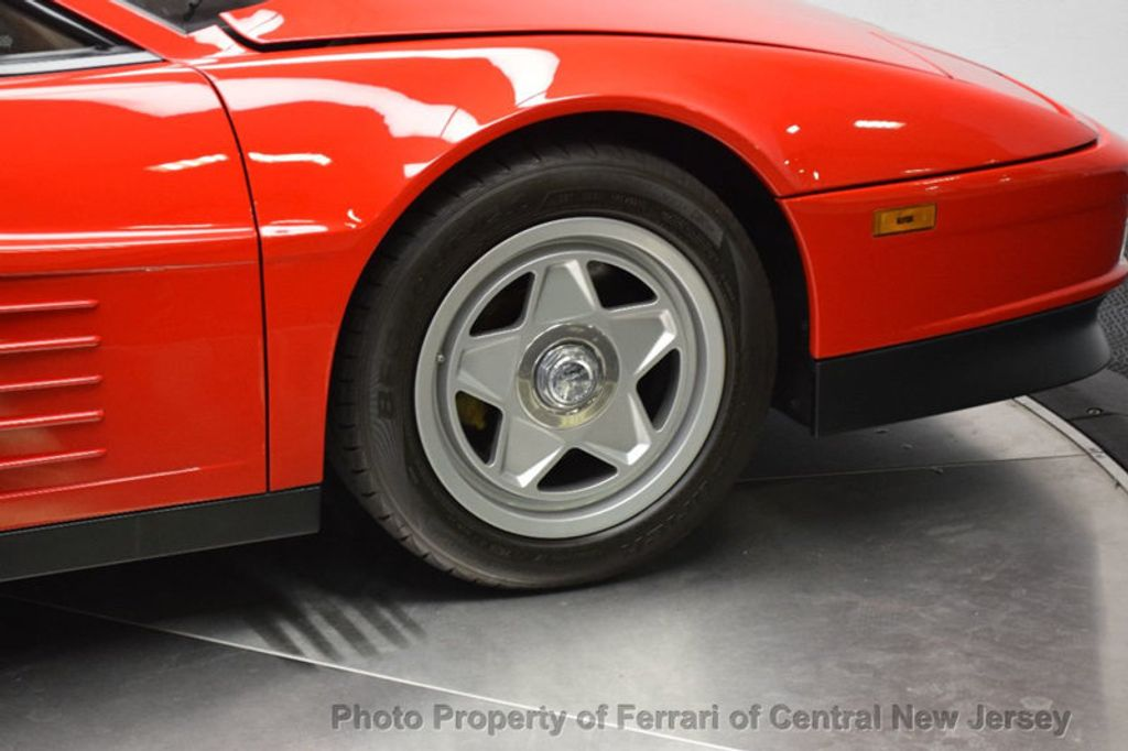 1986 Ferrari Testarossa Flying mirror limtied production - 17406362 - 9