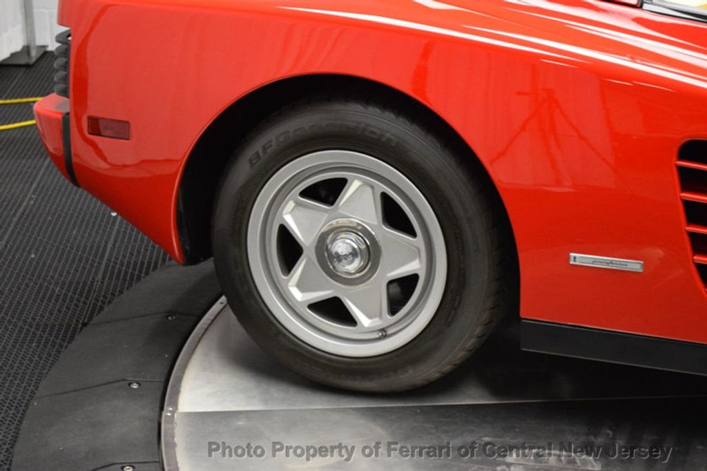 1986 Ferrari Testarossa Flying mirror limtied production - 17406362 - 10