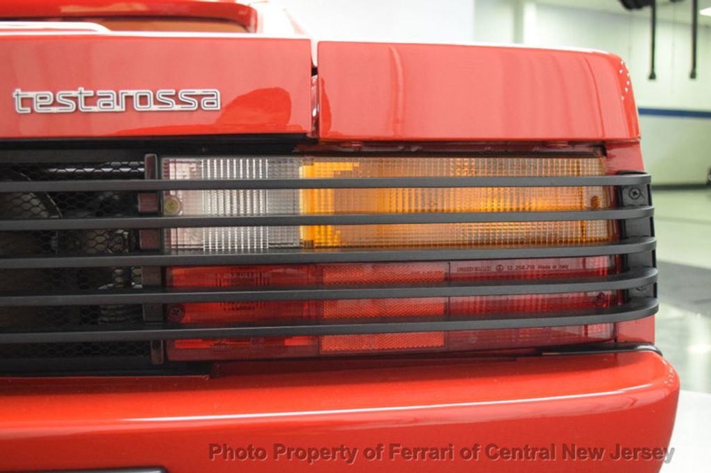 1986 Ferrari Testarossa Flying mirror limtied production - 17406362 - 24
