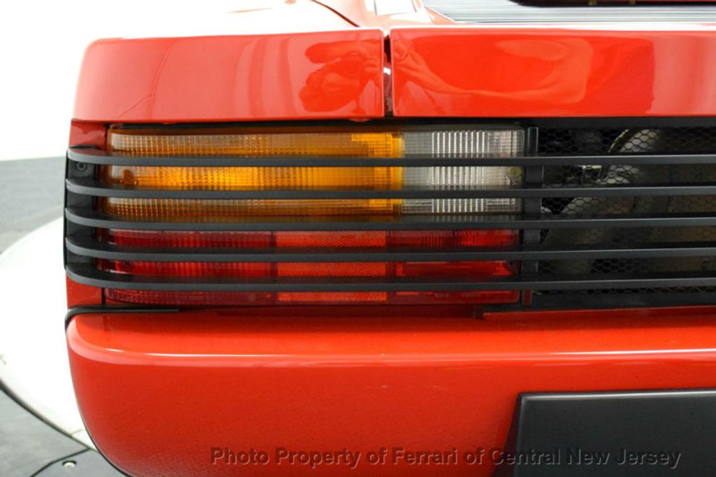 1986 Ferrari Testarossa Flying mirror limtied production - 17406362 - 27