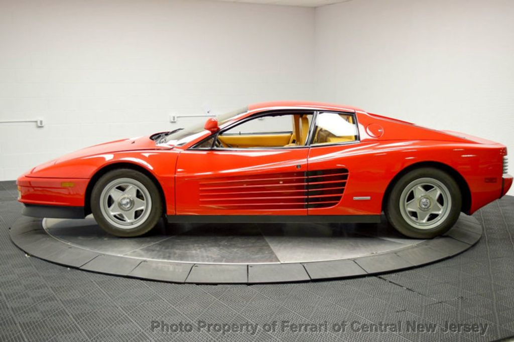 1986 Ferrari Testarossa Flying mirror limtied production - 17406362 - 4