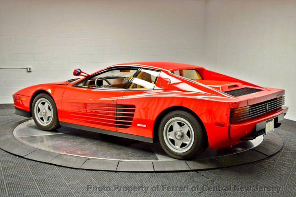 1986 Used Ferrari Testarossa Flying mirror limtied production at ...