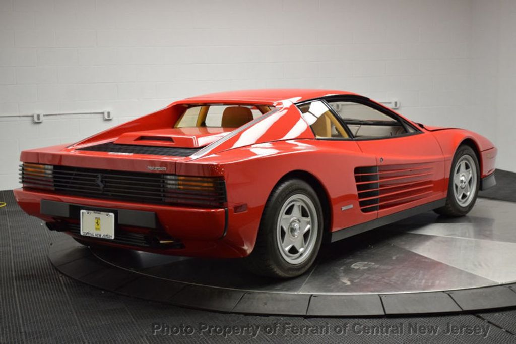 1986 Ferrari Testarossa Flying mirror limtied production - 17406362 - 7