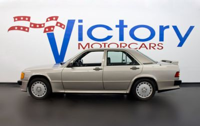1986 Mercedes-Benz 190 E 2.3 16V COSWORTH Sedan
