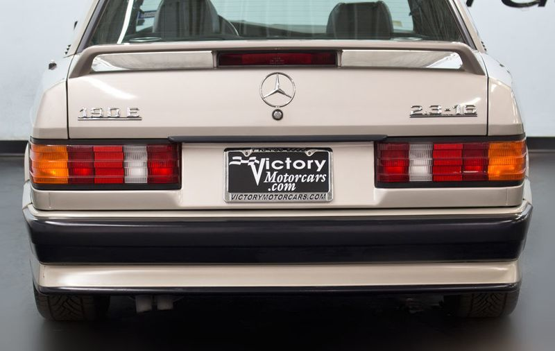 1986 Mercedes-Benz 190 E 2.3 16V COSWORTH - 17278766 - 30