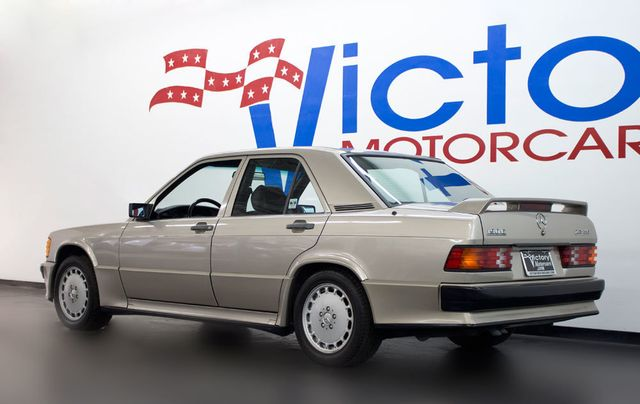 1986 Mercedes-Benz 190 E 2.3 16V COSWORTH - Click to see full-size photo viewer