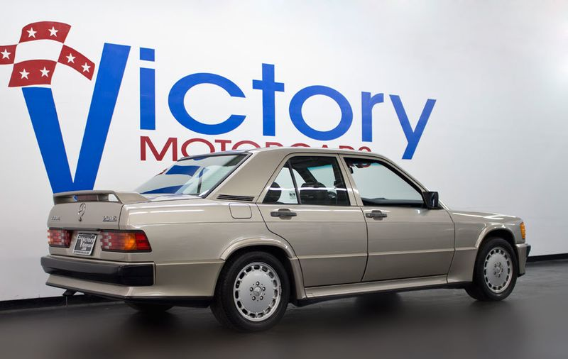 1986 Mercedes-Benz 190 E 2.3 16V COSWORTH - 17278766 - 7