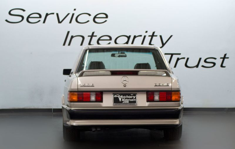 1986 Mercedes-Benz 190 E 2.3 16V COSWORTH - 17278766 - 8