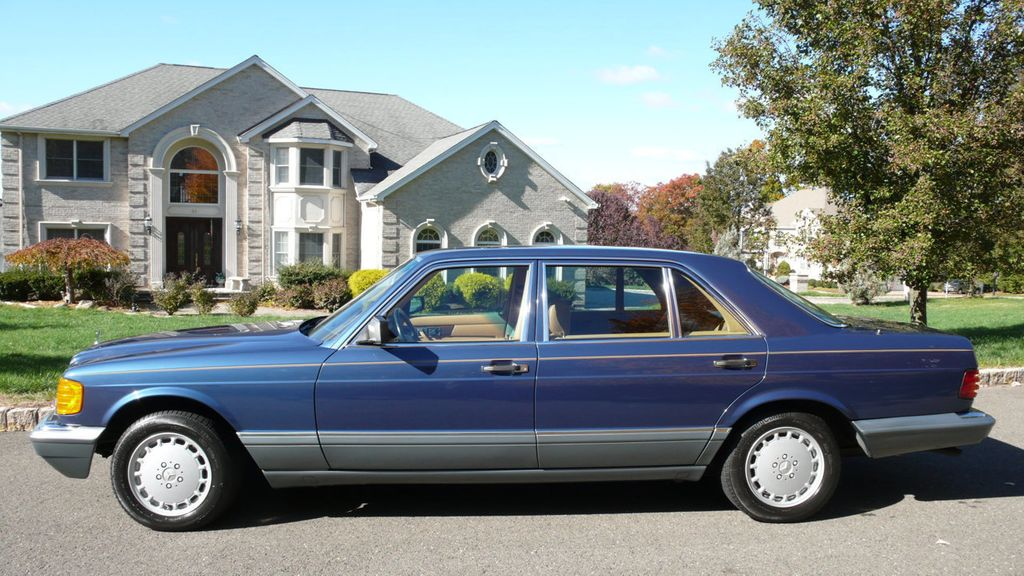 1986 used mercedes benz 560 sel at find great cars serving for Mercedes benz inventory search