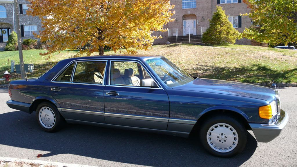 1986 mercedes benz 560 sel sedan for sale in ramsey nj on for Used mercedes benz for sale in nj