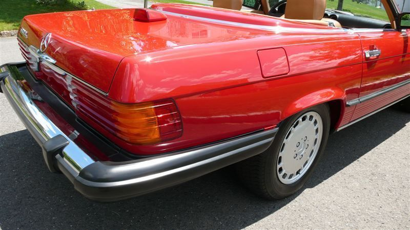 1986 mercedes benz 560 sl convertible for sale in ramsey for Mercedes benz dealer in bronx ny