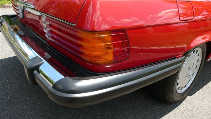 1986 Mercedes-Benz 560 SL - 8882840 - 27