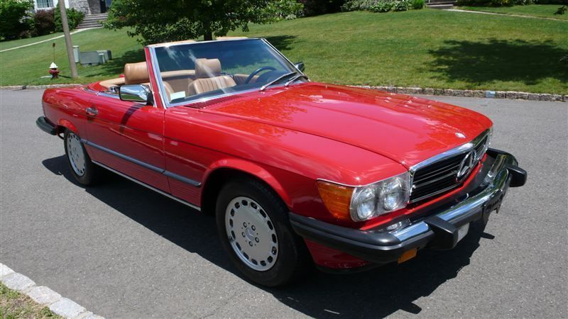 1986 Mercedes-Benz 560 SL - 8882840 - 2
