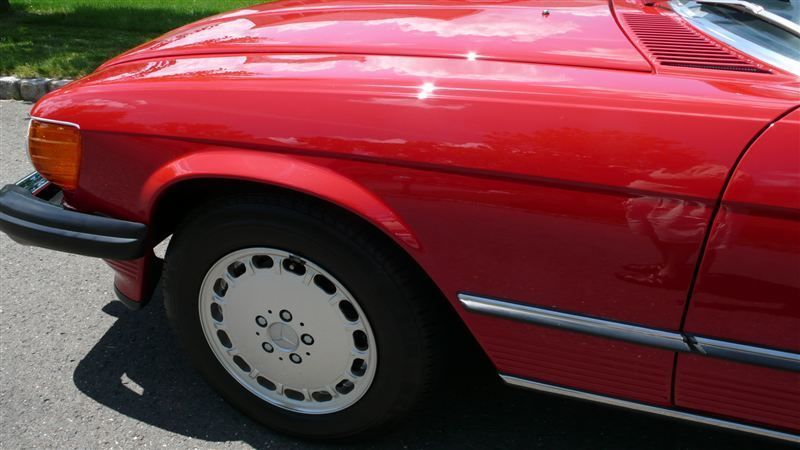 1986 Mercedes-Benz 560 SL - 8882840 - 42