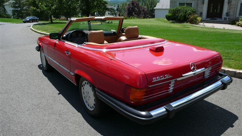 1986 Mercedes-Benz 560 SL - 8882840 - 44