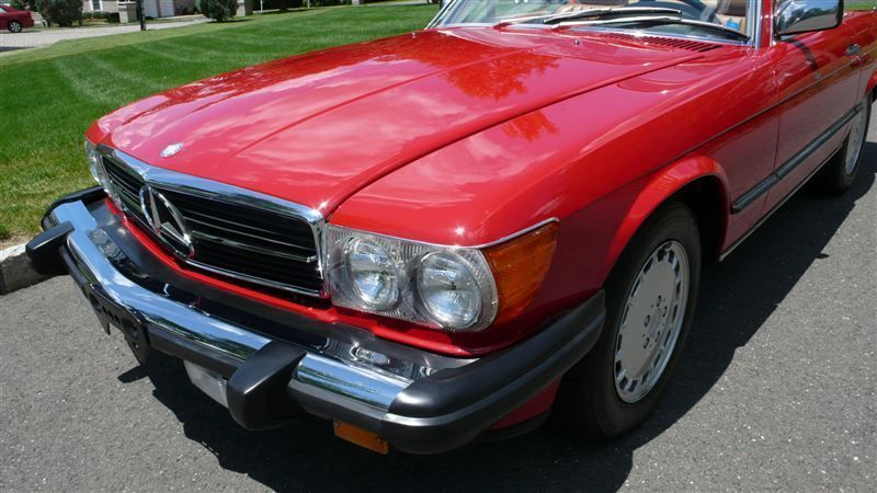 1986 Mercedes-Benz 560 SL - 8882840 - 4